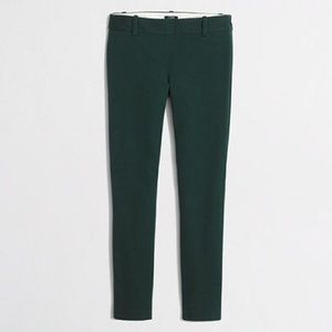 J. Crew Mercantile Winnie Pant In Stretch Cotton 2